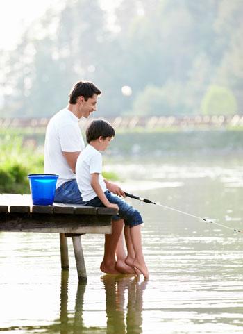 Entschleunigung heißt auch, auf die eigenen und die Bedürfnisse der Familie zu schauen.
