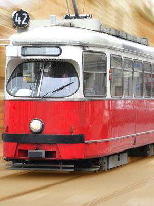 Mobilität in Wien: Die gute alte Bim.
