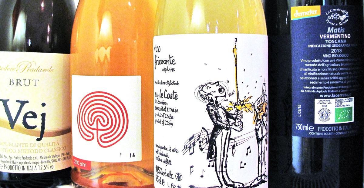 Naturweine aus Italien: Genieße einen Wein der Extraklasse von Vinifero!